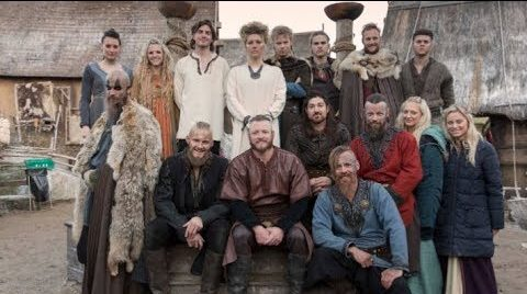 Viking-cast